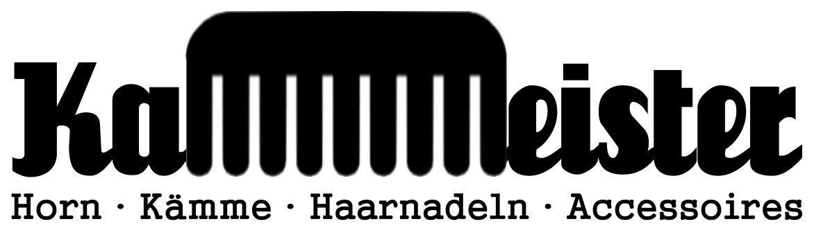 Kammmeister · Horn · Kämme · Haarnadeln · Accessoires