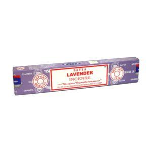Satya - Lavender Incense - Lavendel - Räucherstäbchen 15gr.