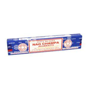 Satya - Sai Baba Nag Champa Agarbatti - Räucherstäbchen 15gr.
