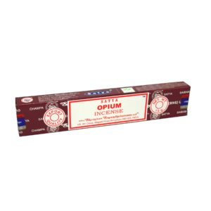 Satya - Opium Incense - Räucherstäbchen 15gr.